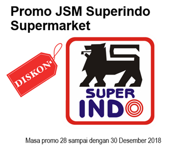 promo jsm superindo weekday