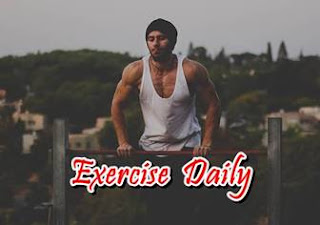 10 habits of successful peoples | exercise daily