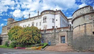 Castello del Buonconsiglio - Trento - luoghi da vedere e da scoprire - gite e vacanze in Trentino