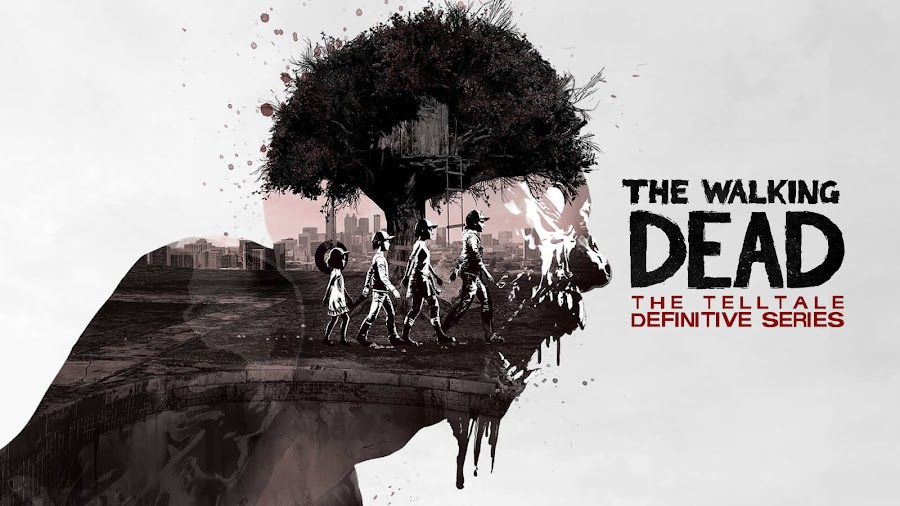 the walking dead telltale definitive series pc epic games store ps4 xb1