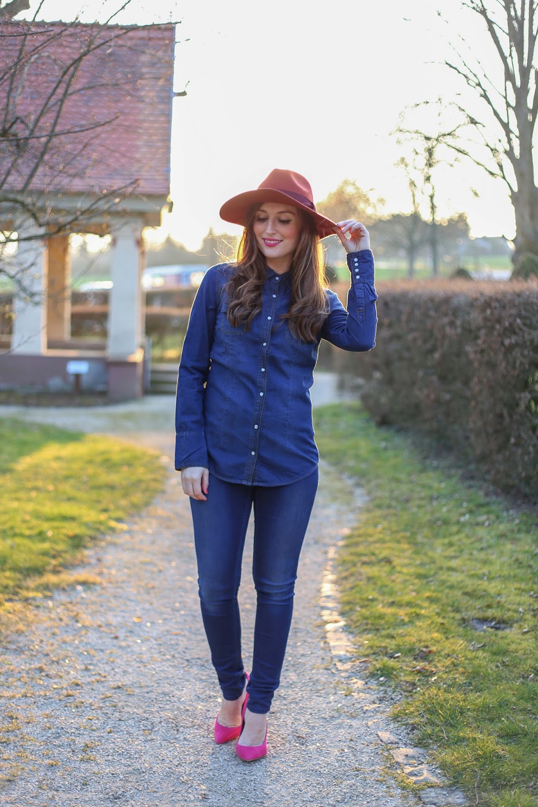 Fashionblogger aus Frankfurt - Frankfurt Fashionblogger - Modeblogger aus Deutschland - Fashionstylebyjohanna - Fashionblogger mit Hut