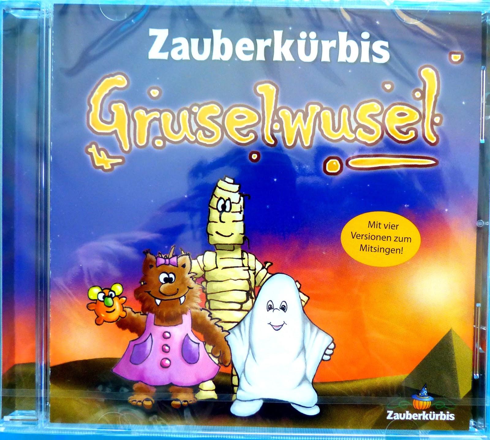Zauberkürbis Gruselwusel   Lucy-und-Rasselbande-Testet