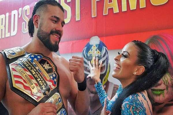 بسبب انتهاكه لقوانين السلامة العامة WWE توقف حامل بطولة لمدة 30 يوما