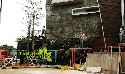 jasa vertical garden jogja