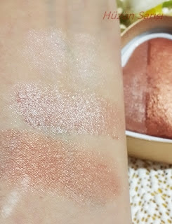 summer of love bronzer kullananlar