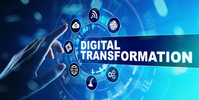 how to engineer digital transformation business communication technology
