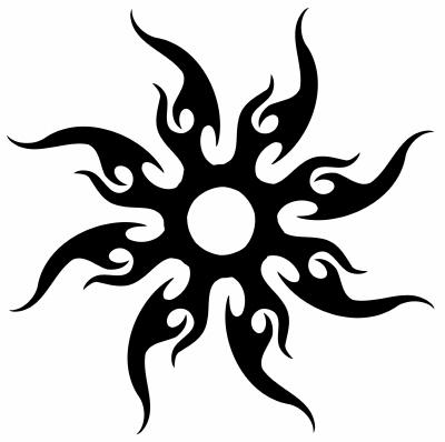 Henna Tattoo Tribal Designs