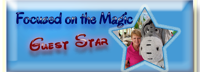 Disney Donna Kay ~ Guest Star, Focused on the Magic