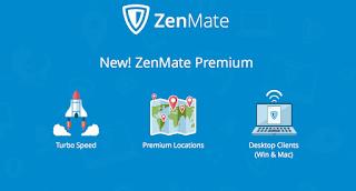 VPN ZenMate - Keamanan Cyber terbaik