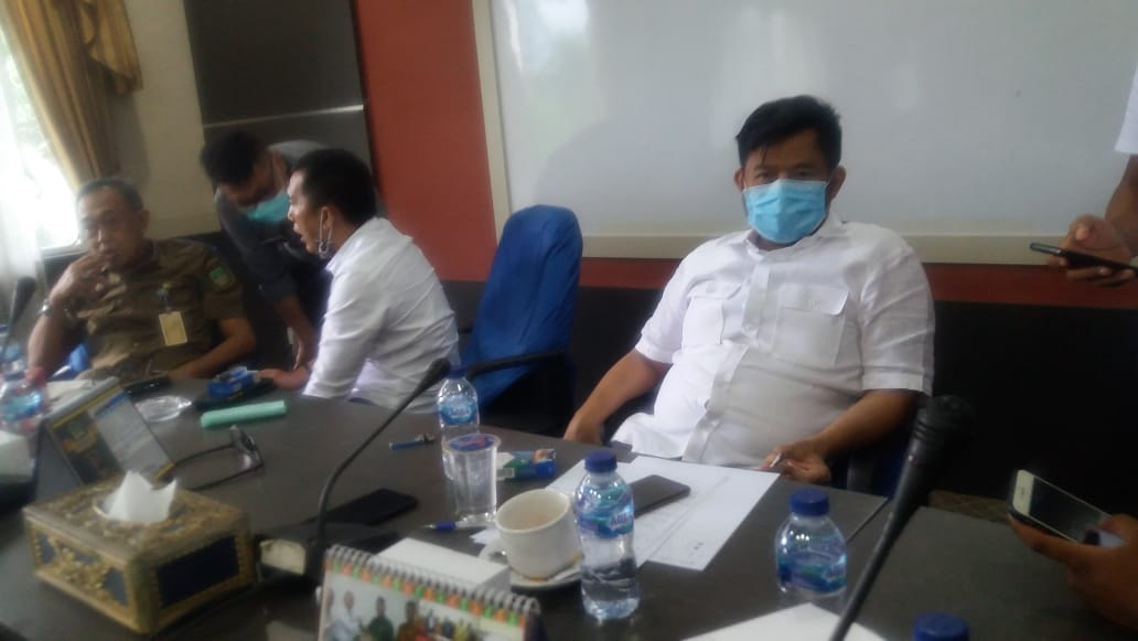 DPRD Batam Gelar Rapat Koordinasi Bahas Perda Parkir dan Perda Pajak Retribusi Daerah Agar Direvisi