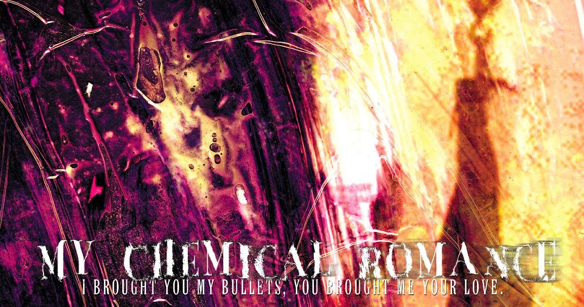 My Chemical Romance - I Brought You My Bullets, You ...