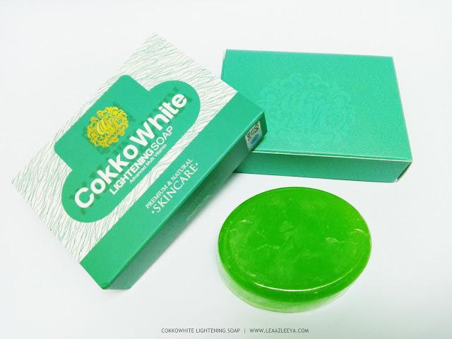 Dengan CokkoWhite Lightening Soap, cokkowhite, cokkowhite instant, putih dengan cokkowhite, cokkowhite testimoni,