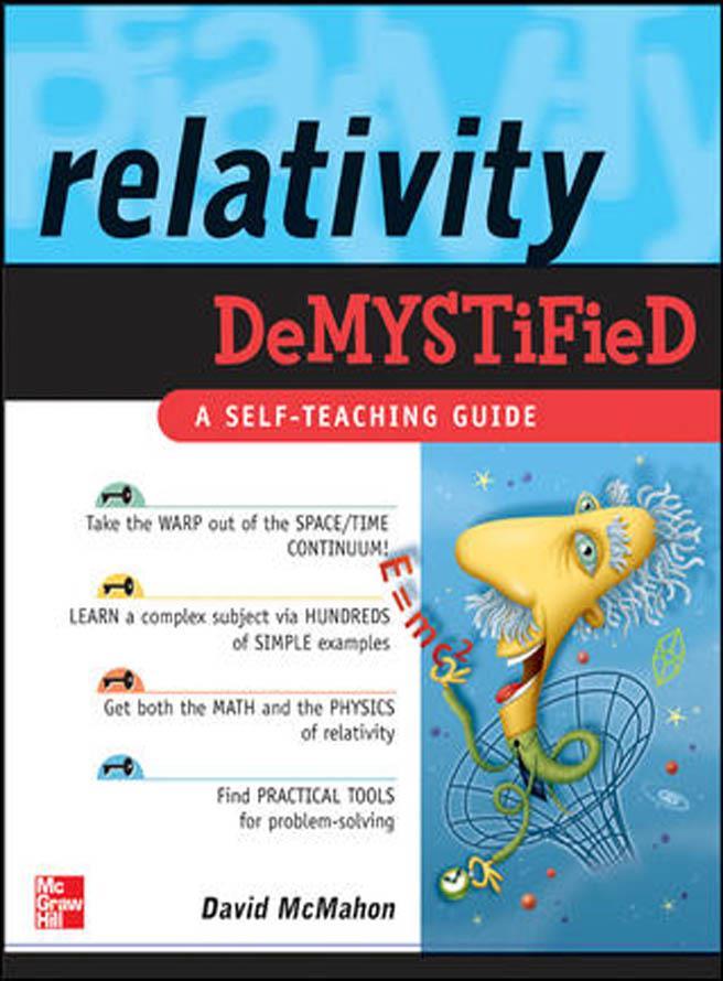 Relativity Demystified. McGraw-Hill