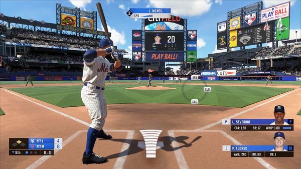 RBI Baseball 21 - Online Multiplayer Mode Included