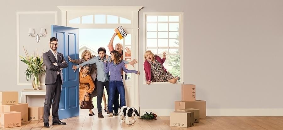 Arriva il programma tv compro casa finalmente for Programma tv ristrutturazione casa