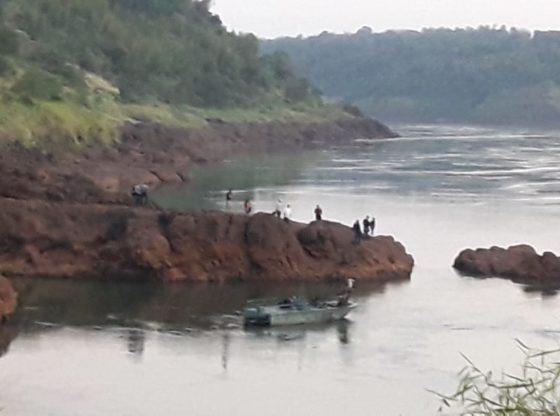 SANTA ROSA: Hallaron el cuerpo del niño que se habría arrojado a las aguas del Río Paraná