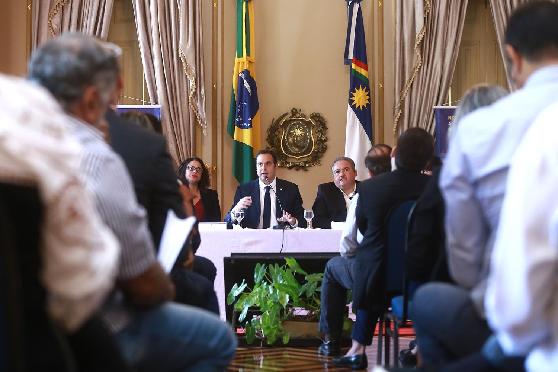 Governo de Pernambuco reúne prefeitos da Zona da Mata para discutir combate à Covid-19
