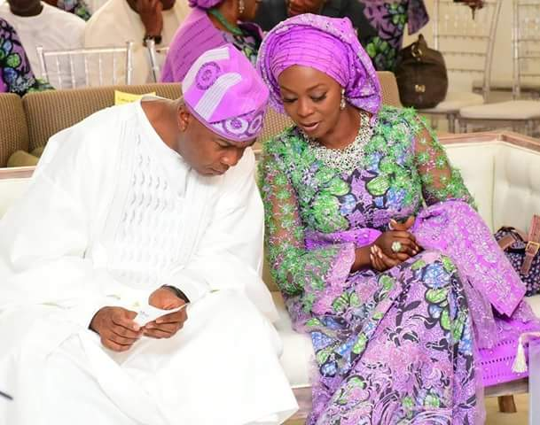 Toyin Saraki Comes For Man Who Asked Her To Name 3 Things Her Husband Achieved During Tenure As Governor