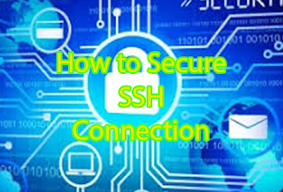 ssh, ssh connection, how to secure ssh connection, password less login in linux