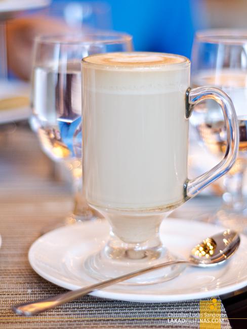 Crimson Hotel Alabang Coffee Latte
