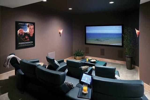 แบบห้องดูหนัง