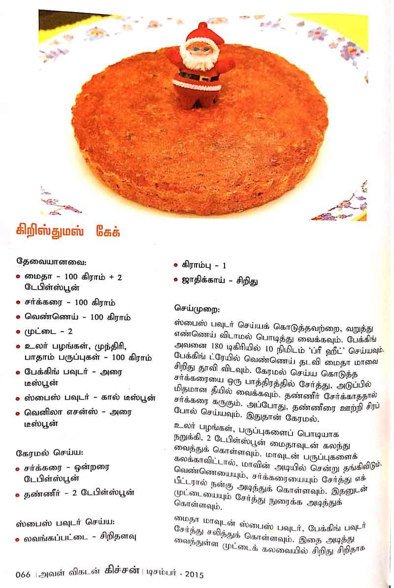 Aval vikatan 30 recipes