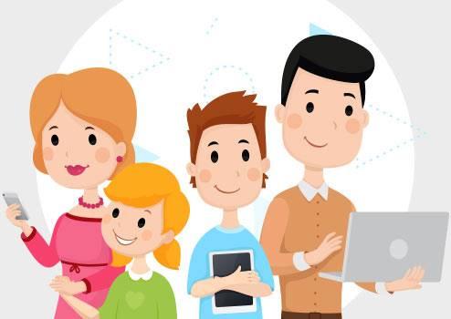 O aplicativo Kaspersky Safe Kids bloqueia o acesso a sites impróprios conforme a faixa etária
