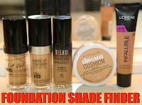 Beauty: Foundation Shade Reference (MAC NC40)