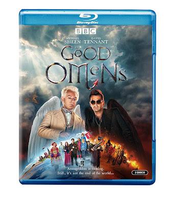 Good Omens Series Bluray
