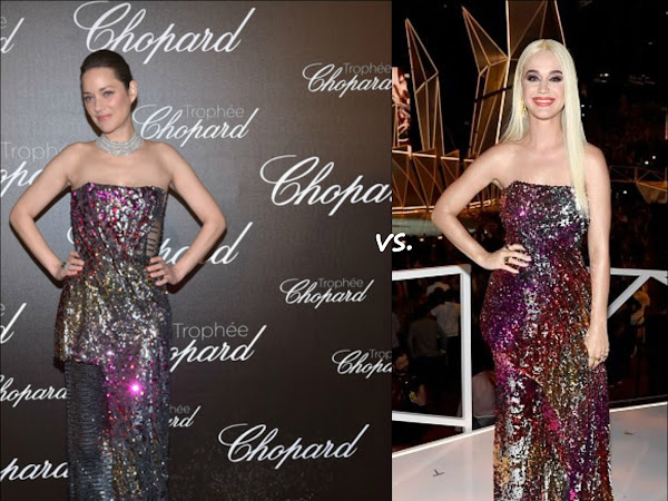 👗Marion Cotillard vs Katy Perry vs Cardi vs Giovanna Battaglia