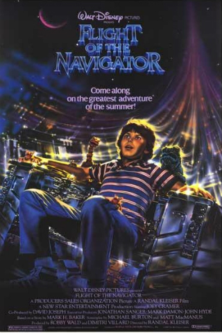 Flight of the Navigator [1986] [DVD5 + DVD9] [NTSC] [Subtitulado]