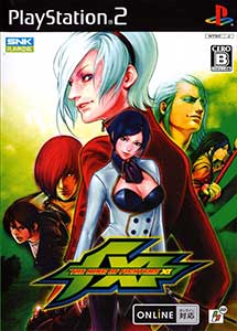 The King of Fighters XI PS2 ISO (Ntsc-J) (MG-MF)