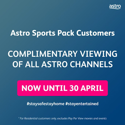 astro percumaBeberapa Perkara Yang Anda Boleh Akses Secara Percuma Disebabkan Perintah Kawalan Pergerakan