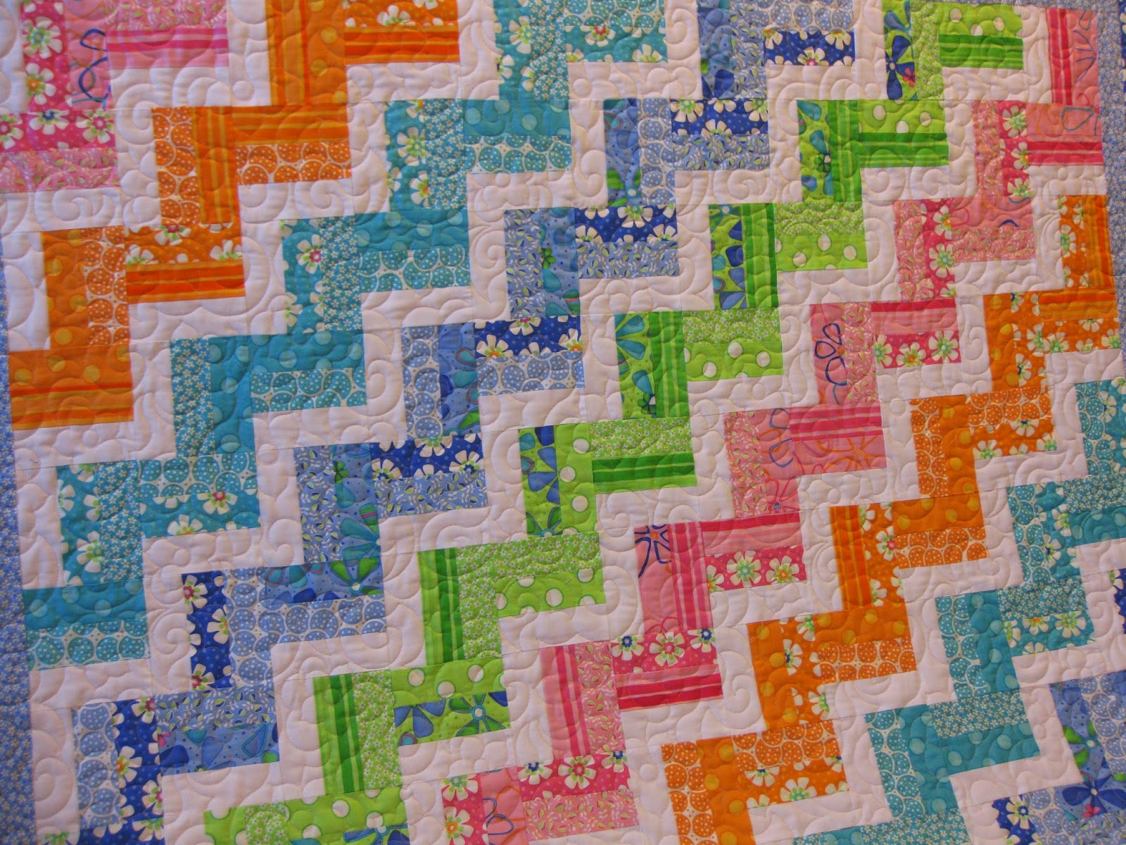 Millie S Quilting String And Rail Fence Quilts