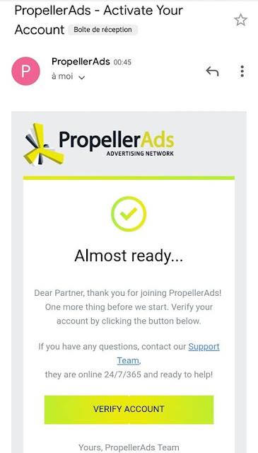 موقع بروبلر أدس Propellerads