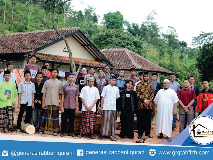 Donasi Pembangunan Asrama & Masjid Pondok Tahfizh GRQ