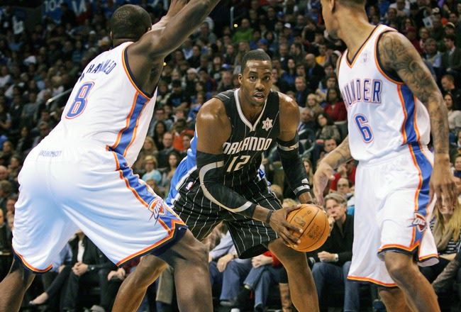 Sir Dunk A Lot: Thunder Wrong To Decline Trade For Dwight