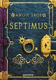 Septimus 1, Angie Sage