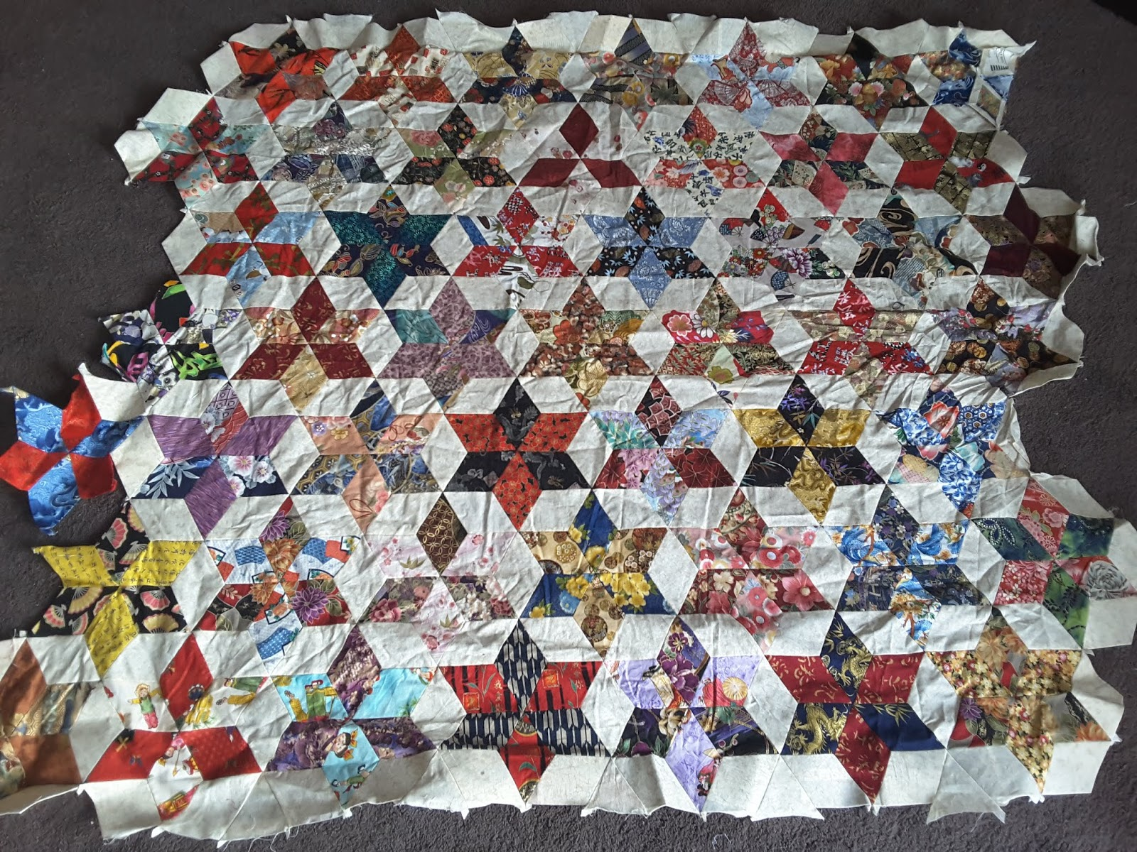 Sew Many Quilts - Too Little Time