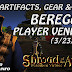Beregost Player Vendors - Buy Artifacts, Gears And More (3/23/2017) 💰 Shroud Of The Avatar