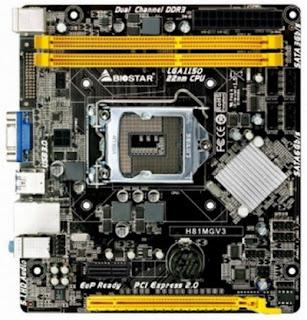 H61mlv ethernet driver
