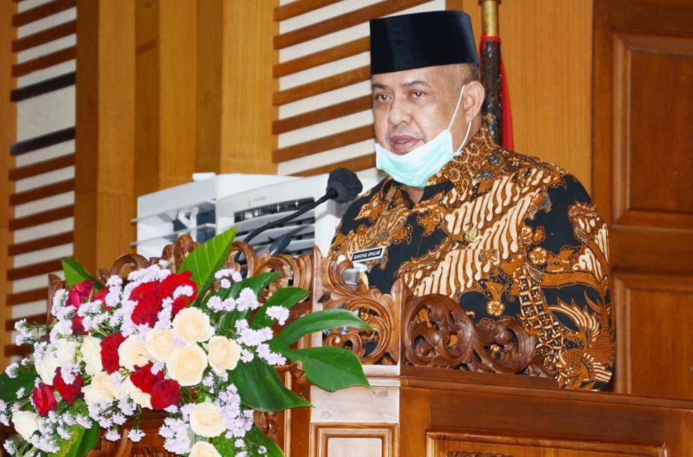 Pjs. Bupati Malang, Drs. Sjaichul Ghulam, M.M