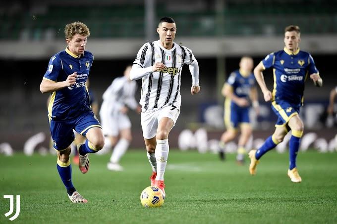 Serie A, la Juventus non passa a Verona. È 1-1