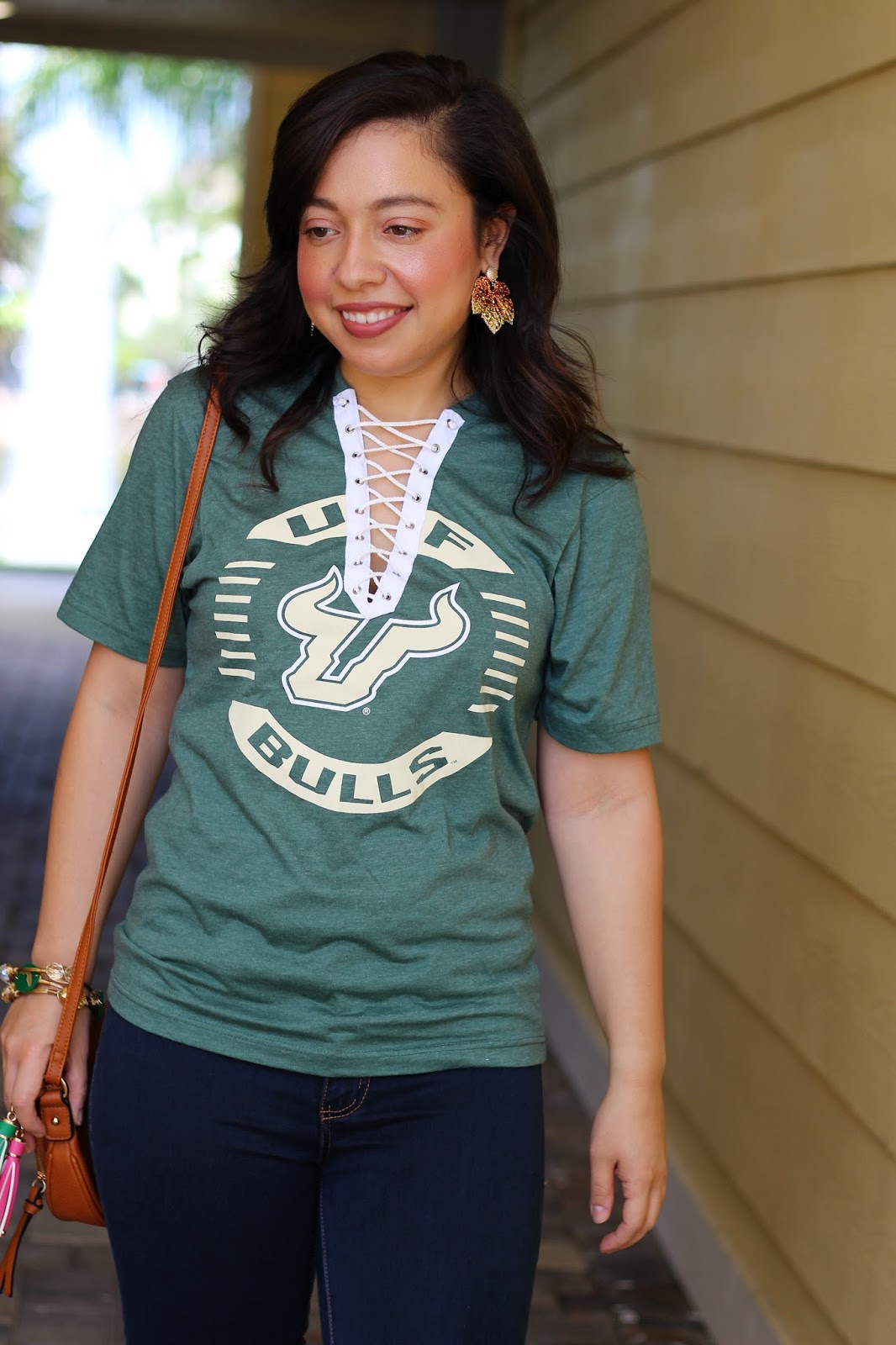 USF women's shirt