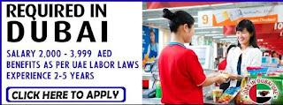 Service Crew Jobs Recruitment in Food Industry Dubai