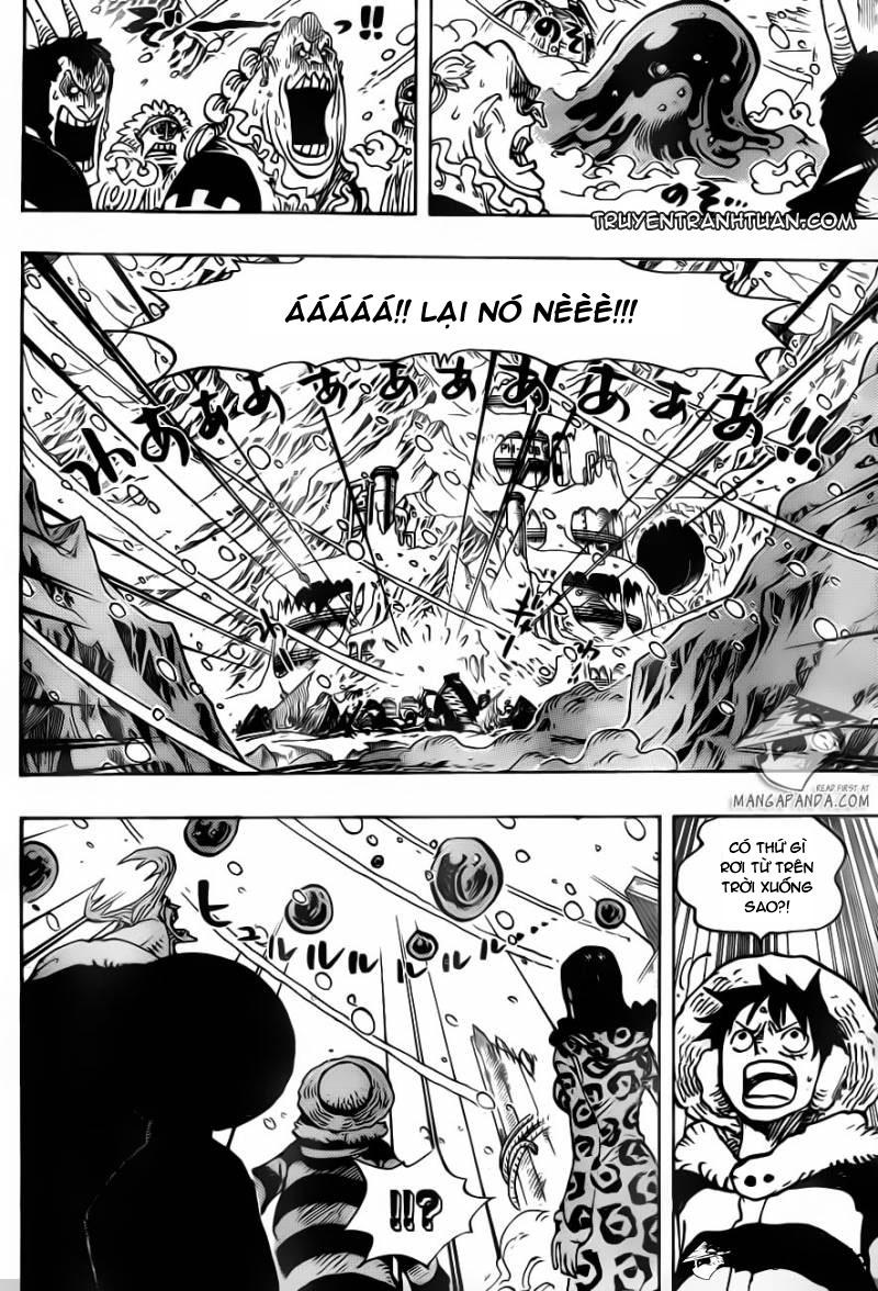 One Piece Chap 670