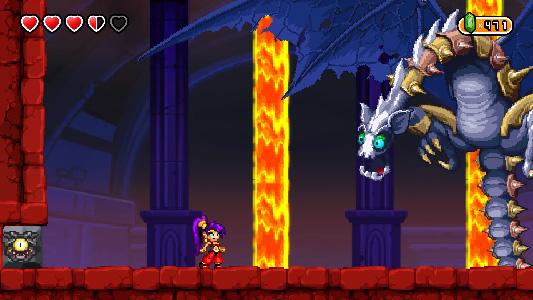 Shantae Dragon
