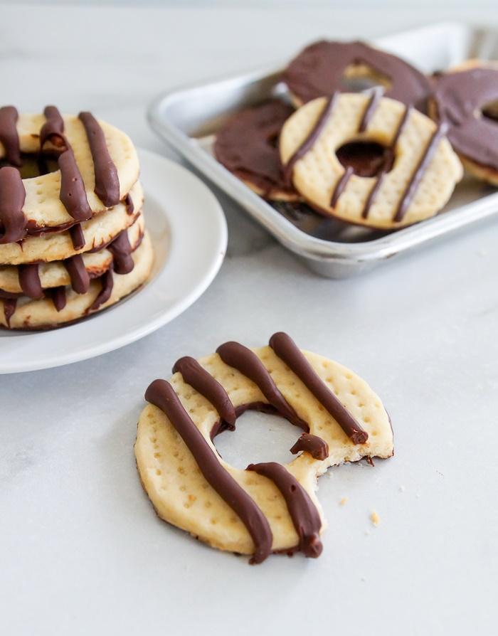 Copycat Keebler Fudge Stripes™ Cookies