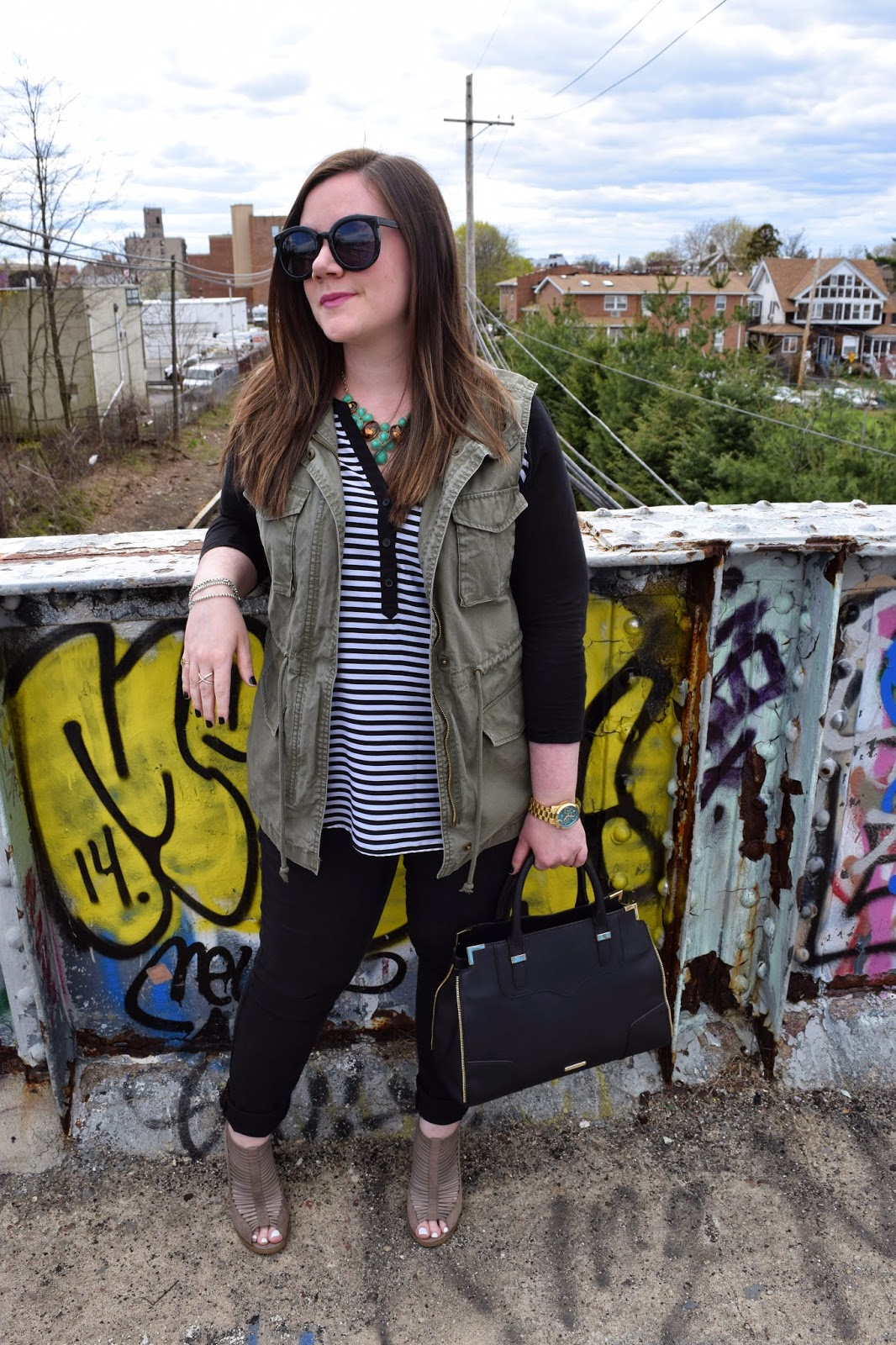 Sequins and Skulls: The Best Vest
