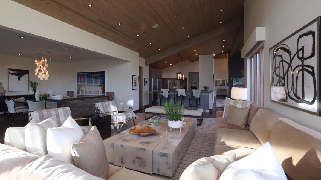 39 Interior Design Photos vs. 1268 Paintbrush, Avon, CO Luxury Modern Rustic Mansion Tour
